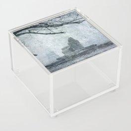 Encapsulated Cleveland Lighthouse Acrylic Box