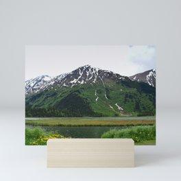 God's_Country - IIIbbd, Alaska Mini Art Print