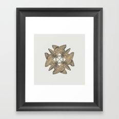 Motte Framed Art Print