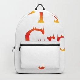 Groom Funny - I Am Groom Backpack