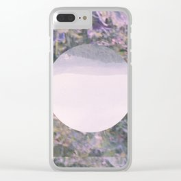 Experimental Photography#6 Clear iPhone Case