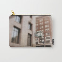 Where Has All The Time Gone Carry-All Pouch