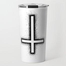 Inverted Cross Travel Mug