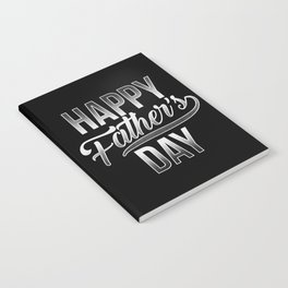 Happy Father's Day - Papa Dad Daddy Papi Honor Notebook
