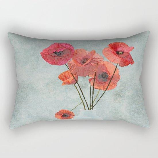 'The invariable mark of wisdom.. Rectangular Pillow