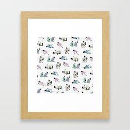 Shunga // part.1 Framed Art Print