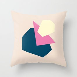 Grafic Throw Pillow