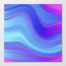 Relax Wave Canvas Print