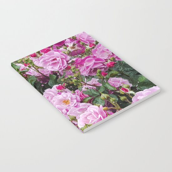 Beauties of the Garden Notebook