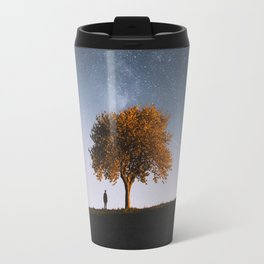 Light and Magic 001 // Tree Gazer Travel Mug