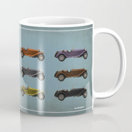 Five Alfa's Coffee Mug