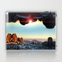 Window to the Sky Laptop & iPad Skin