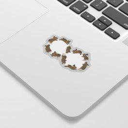 Happy infinity Sticker