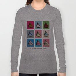 Contemporary art Long Sleeve T-shirt