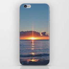 Hawaii Sun Ray iPhone Skin