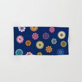 Fantasy Flowers Hand & Bath Towel