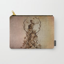 Cute Totem Carry-All Pouch