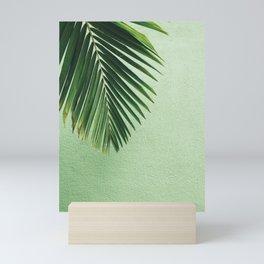 Tropical Leaf Mini Art Print