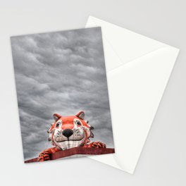 The Eye of the Tiger Stationery Cards