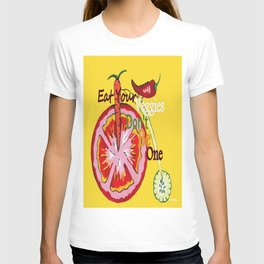 Don't Be A Vegetable T-shirt