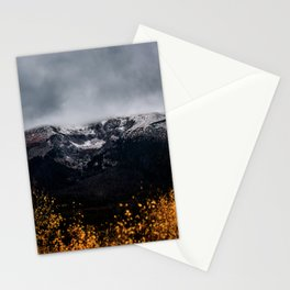 Yellow Tree Moutain Stationery Cards