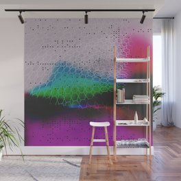 Heavy Glow Wall Mural