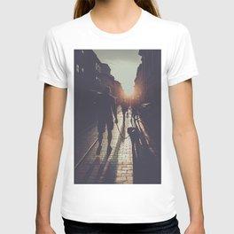 City light photography #city #photo T-shirt