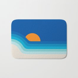Ocean Dipper Bath Mat