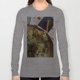 Frosty Green Long Sleeve T-shirt