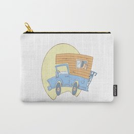 Go Exploring Carry-All Pouch