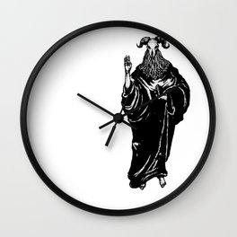 The Beast Wall Clock