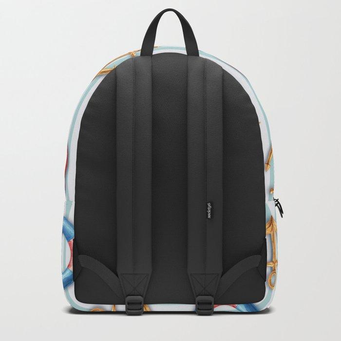 sea day Backpack
