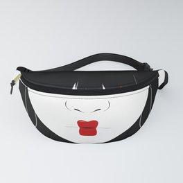 Modern Geisha #2 Fanny Pack