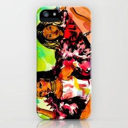 Feeling Myself iPhone Case