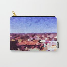 Puzzled Cyprus Carry-All Pouch