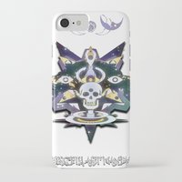 logo iPhone & iPod Cases featuring logo by Alexandr Nishikin