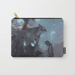 The Dreamteller of the Departed Carry-All Pouch