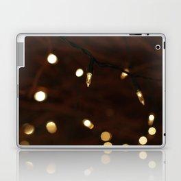 Fairy Lights Laptop & iPad Skin