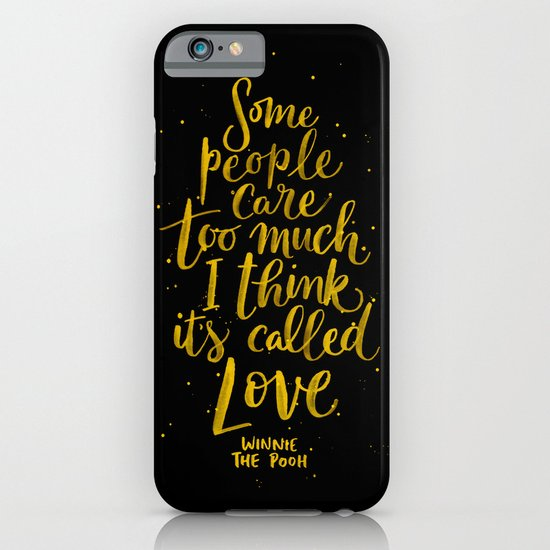 It's Called Love  iPhone & iPod Case
