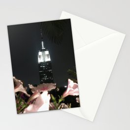 Flowering Empire Stationery Cards