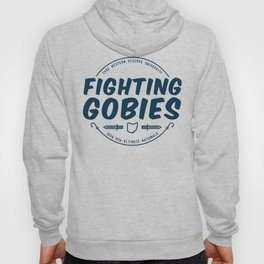 Fighting Gobies Nationals - Blue Hoody