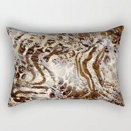 Abstract #6 Rectangular Pillow