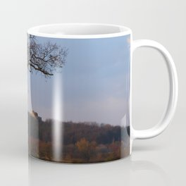 Stafford Castle Site of Ancient Norman Fortress Coffee Mug