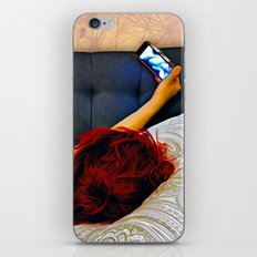 The Selfie iPhone Skin