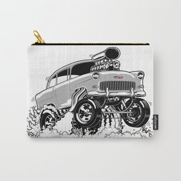 55 Gasser REV-3 SILVER Carry-All Pouch