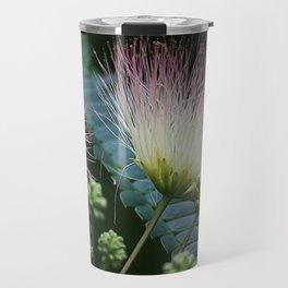Mimosa Blossoms Travel Mug