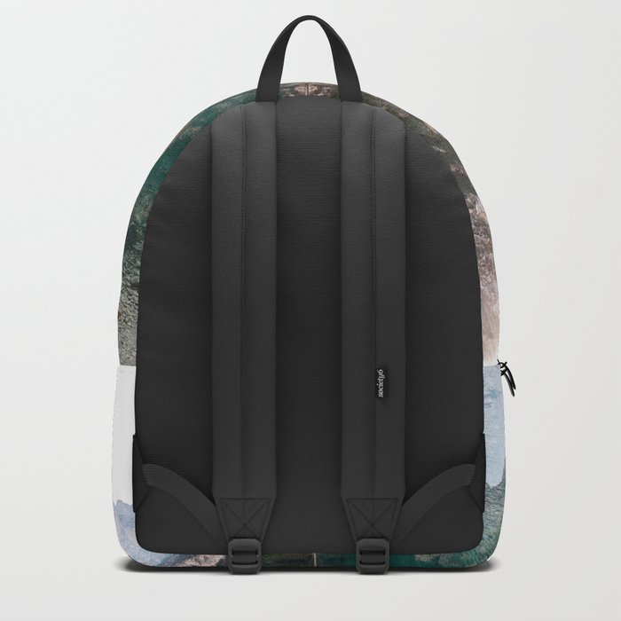 You Are My Rock Backpack