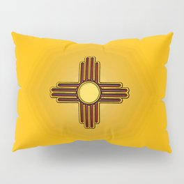 Fancy Flag:  New Mexico Pillow Sham