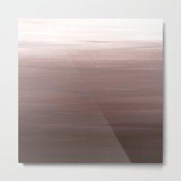 Abstract Acrylic Metal Print