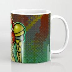 Power Suit Samus Coffee Mug